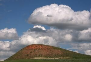 Cloud Mound, South Dakota