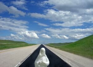 On the Road with Mary, South Dakota