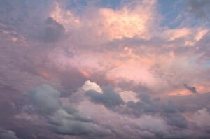 Pastel Clouds from Singer Island (Standard)